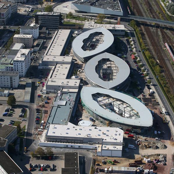 pbm südwest gmbh - Designer Outlets Wolfsburg